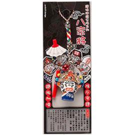 【收藏天地】台灣神明系列*八家將-柳將軍吊飾