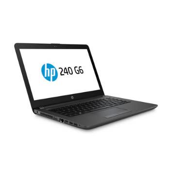 HP 240 G6/4BP00PA 超值14吋i5商用筆電【Intel Core i5 8250U / 4GB記憶體 / 500GB硬碟 / Win 10 Pro】