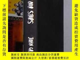 二手書博民逛書店英文原版罕見The Fault in Our Stars by