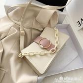 小方包 上新女包小方包潮2020夏天韓版高級感洋氣小眾百搭側背斜背小包包 愛麗絲