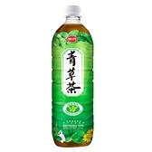 味丹 心茶道 健康青草茶 1480ml【康鄰超市】