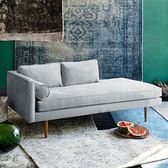 貴妃椅北歐主臥室太妃椅美人榻床客廳簡約小戶型歐式貴妃沙發躺椅xw 雙12購物節