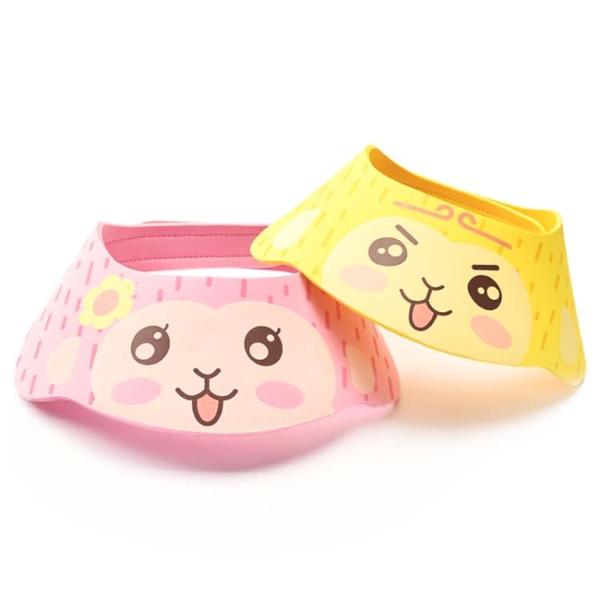 兒童洗髮帽 植護嬰幼兒洗發帽防水護耳護眼可調節 寶寶洗澡洗頭帽兒童浴帽 米家
