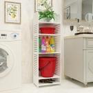 夾縫櫃 浴室邊柜衛生間收納儲物抽屜夾縫柜...