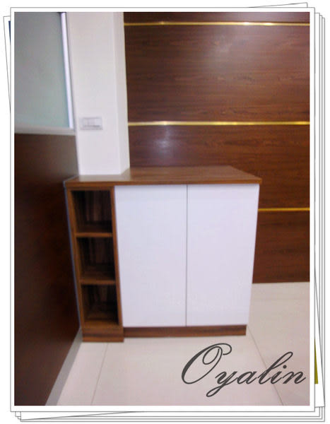 【歐雅 系統家具】邊櫃