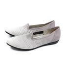 inooknit 懶人鞋 樂福鞋 米/褐 漸層 編織 女鞋 IK-BJ1FW0408-022 no024