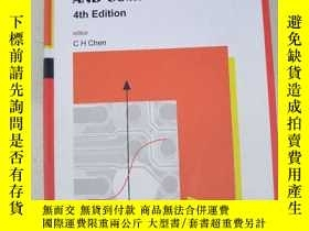 二手書博民逛書店原版英文書籍罕見handbook of pattern reco