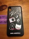 Yvonne MJA 卡爾拉格菲爾德預購 KARL LAGERFELD卡爾貓老佛爺正版 iphoneXS MAX 手機殼
