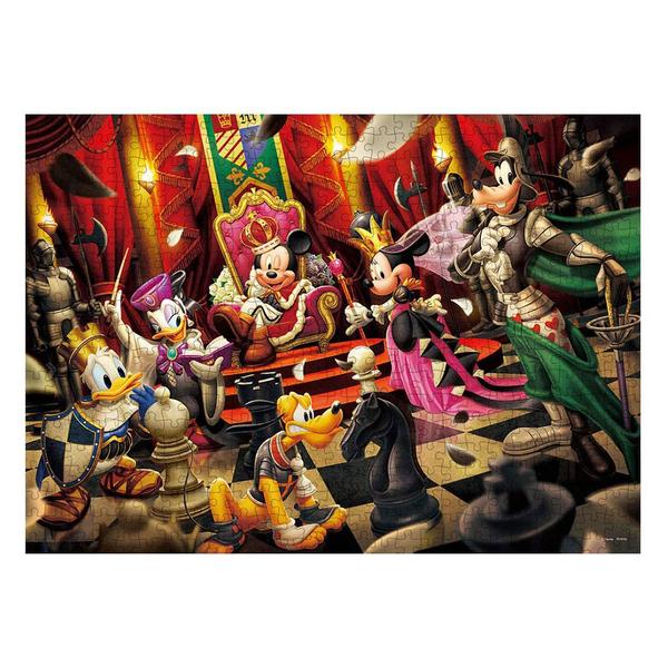 Tenyo拼圖 500片 迪士尼家族 歡迎來到迪士尼國際象棋世界_BF94660