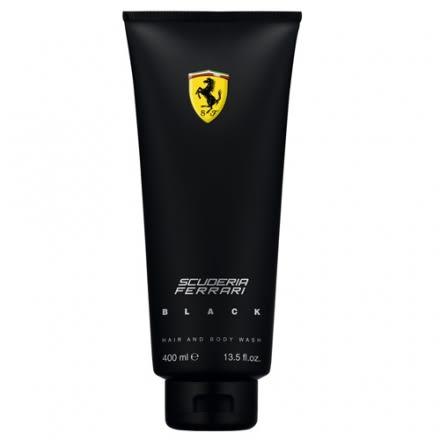 Ferrari 法拉利 極限黑男香沐浴膠400ml