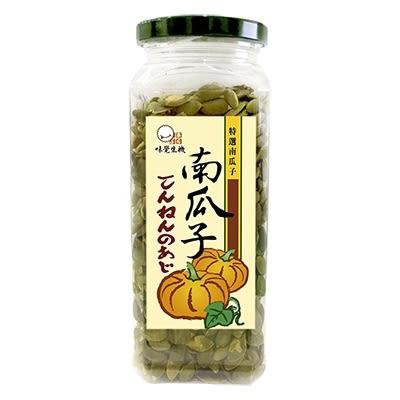 【味覺】南瓜子罐(270g)x12罐/箱