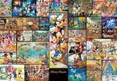 【拼圖總動員 PUZZLE STORY】Disney-米奇大集合 日系/Tenyo/迪士尼/2000P/迷你