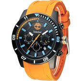 Timberland 探險潮流時尚休閒計時腕錶 TBL.14524JSB/02P
