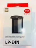 【完整盒裝】CANON LP-E4N 原廠電池 EOS 1DX 原廠鋰電池