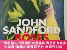 二手書博民逛書店Böses罕見Spiel (German)Y19139 John Sandford Goldmann ISBN