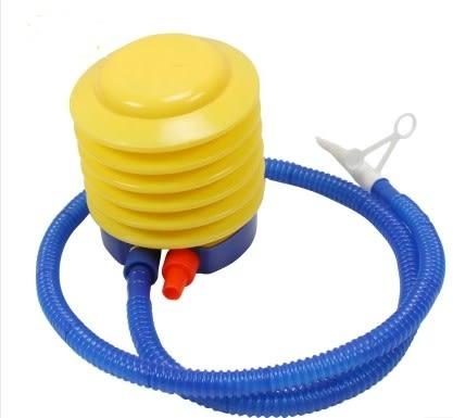 [協貿國際]  腳踩式便攜游泳圈打氣筒氣球打氣泵 (2入)