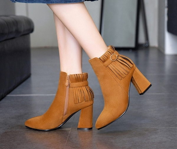短靴女靴馬丁靴平底短靴中筒靴厚底靴軍靴機車靴雪靴女鞋子休閒鞋5色100n14【Brag Na義式精品】