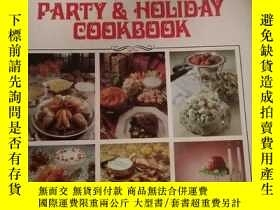 二手書博民逛書店WEIGHT罕見WATCHERS PARTY & HOLIDAY COOKBOOKY19285 Plume