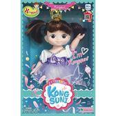 KONGSUNI 小荳娃娃 芭蕾舞者YT31041 原廠公司貨 YONUG TOYS