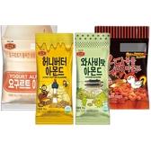 韓國 Murgerbon 養樂多/蜂蜜奶油/芥末/辣雞/巧克力 杏仁果(30g) 款式可選【小三美日】