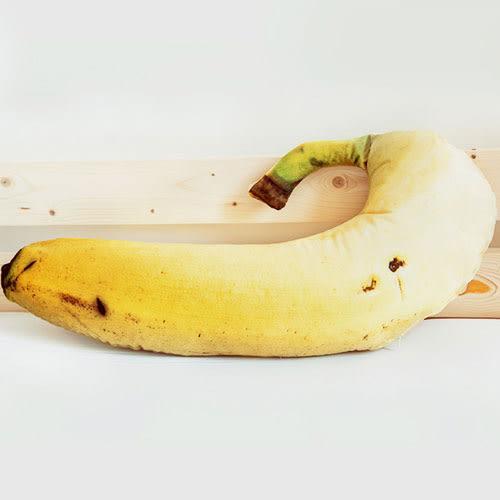 【WS16120604】 可愛創意擬真香蕉造型抱枕 沙發靠墊