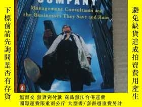 二手書博民逛書店Dangerous罕見Company: The Consulti