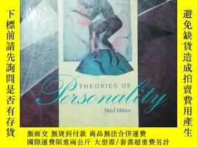 二手書博民逛書店Theories罕見of Personality人格理論 (第三