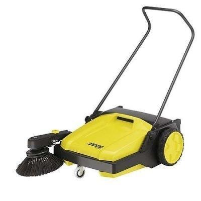 (福利品/限1台)德國凱馳 KARCHER S 750 S750 無動力手推式掃地機 / 動力式掃地機