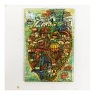 【收藏天地】台灣紀念品*創意特色磁鐵 - 寶島全景 /  旅遊 紀念品 手信 景點