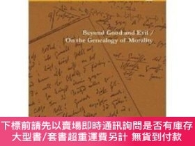 二手書博民逛書店Beyond罕見Good And Evil   On The Genealogy Of MoralityY46