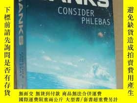 二手書博民逛書店CONSIDER罕見PHLEBAS (A CULTURE NOV