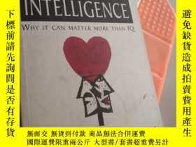 二手書博民逛書店emotional罕見intelligence why it can matter more than iqY