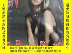 二手書博民逛書店W雜誌罕見時尚雜誌 服裝攝影雜誌 2019年 1月 VOLUME EIGHT( :大4)Y343790