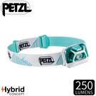 【PETZL 法國 TIKKINA頭燈《白》】E091DA03/250流明/頭燈/登山露營/手電筒/緊急照明