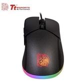【綠蔭-免運】曜越 IRIS RGB電競光學滑鼠