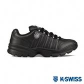 K-SWISS Altezo復古老爹鞋-女-黑/銀