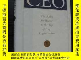 二手書博民逛書店How罕見to become CEOY146810 Fox, J