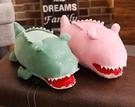 【50公分】爆齒羽絨鱷魚 抱枕 絨毛玩偶 靠墊 玩偶 午睡枕 聖誕節交換禮物 情人節禮物
