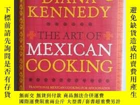 二手書博民逛書店The罕見Art of Mexican Cooking: Tra