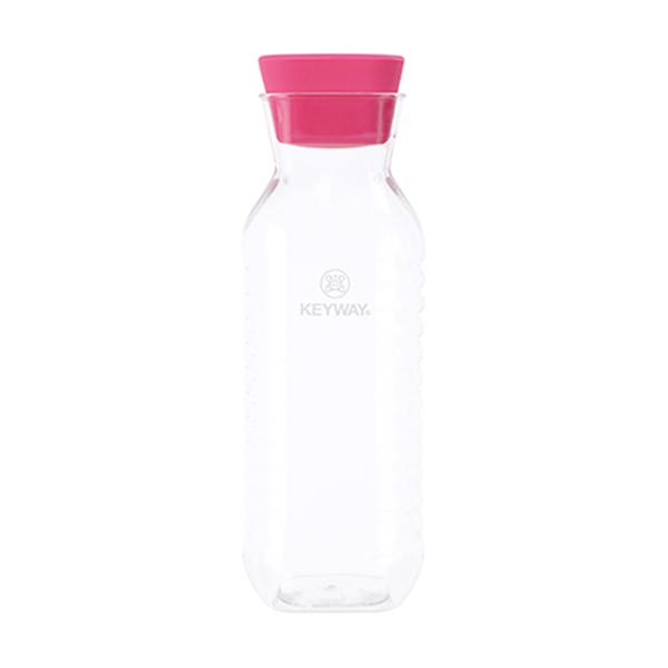 台灣製造 涼水壺果汁瓶子冰水水瓶冷水壺 三井密封冷水瓶(1L)