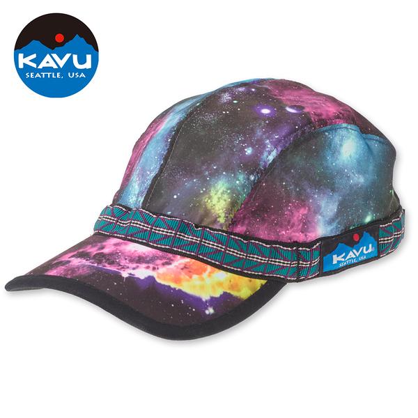 西雅圖 KAVU Synthetic Strapcap 鴨舌帽 銀河星群 #112 【美國製造】
