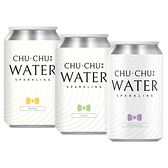 CHU-CHU WATER 啾啾氣泡水(單罐330ml) 蜂蜜/萊姆/藍莓 款式可選【小三美日】※禁空運