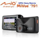 [富廉網]【Mio】MiVue 791 星光頂級夜拍 測速 行車記錄器(送16G記憶卡)