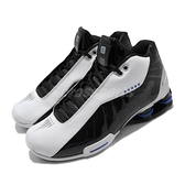Nike 籃球鞋 Shox BB4 黑 銀 藍 男鞋 卡特 彈簧鞋 運動鞋【ACS】 AT7843-102