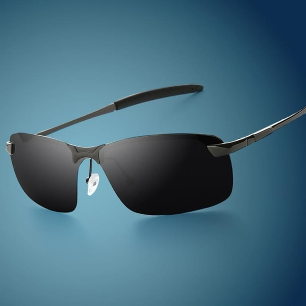 太陽鏡 太陽鏡男士偏光眼鏡眼睛墨鏡個性潮人墨鏡司機駕駛開車釣魚鏡 年底清倉8折