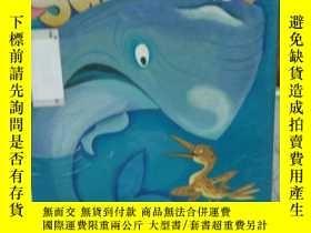 二手書博民逛書店Surf罕見War!: A Folktale from the