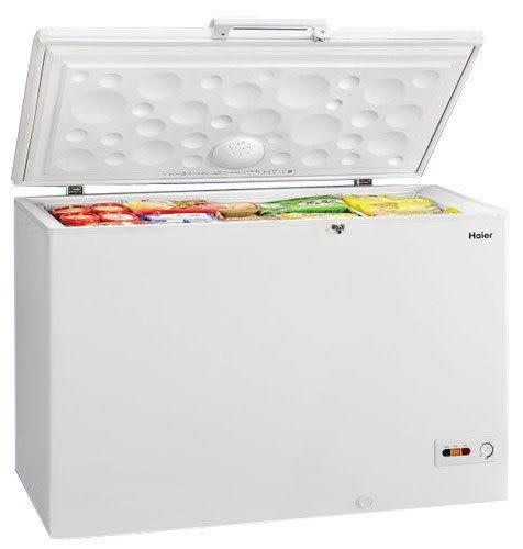«0利率/免運費»Haier海爾379L 臥式密閉冷凍櫃4呎1 HCF-428H【南霸天電器百貨】