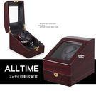 │完全計時│自動機械錶收藏盒【自動上鍊盒2+3】鋼琴烤漆碳培款收藏納錶盒 (自動03-EB)