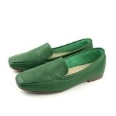 HUMAN PEACE 平底鞋 休閒鞋 綠色 女鞋 no622