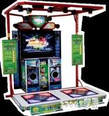 游戲機游戲廳游藝機電玩城跳舞機大型雙人體感投幣e舞成名舞立方 LR9001【Sweet家居】